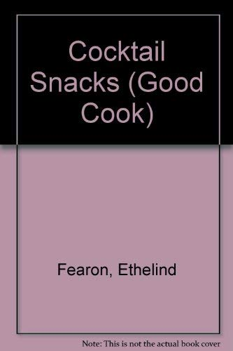 Cocktail Snacks By Ethelind Fearon