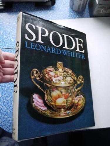 Spode By Leonard Whiter