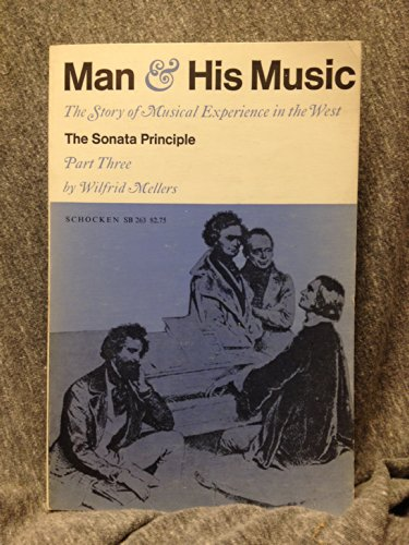 Man and His Music By Wilfrid Mellers