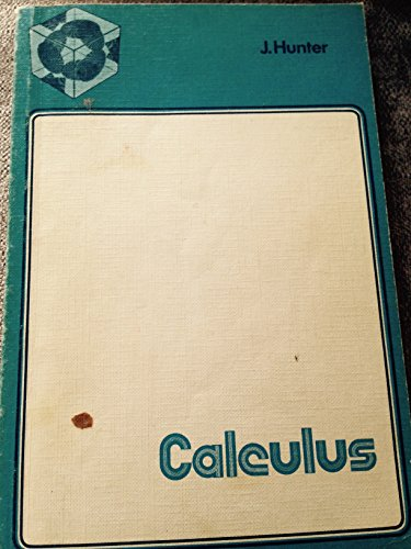 Calculus By John Hunter