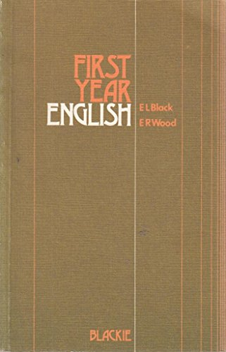Five Year English Course By E.L. Black