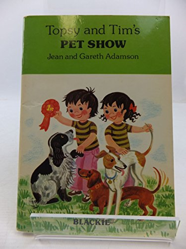 Topsy-and-Tim-039-s-Pet-Show-by-Gareth-Adamson-Paperback-Book-The-Cheap-Fast-Free