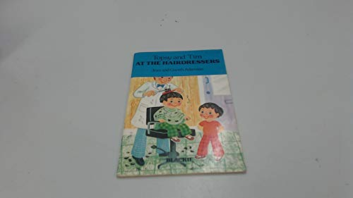 Topsy and Tim at the Hairdresser By Jean Adamson