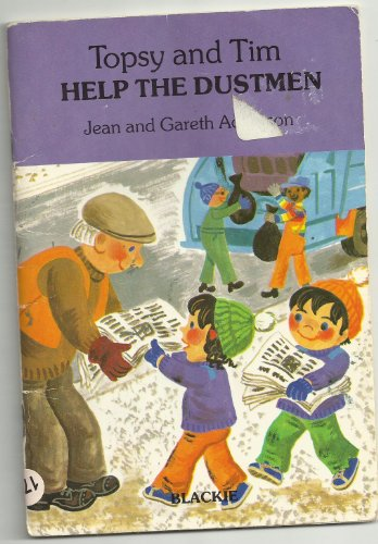Topsy and Tim Help the Dustman By Jean Adamson