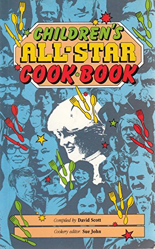 Children's All-Star Cookbook By David Scott