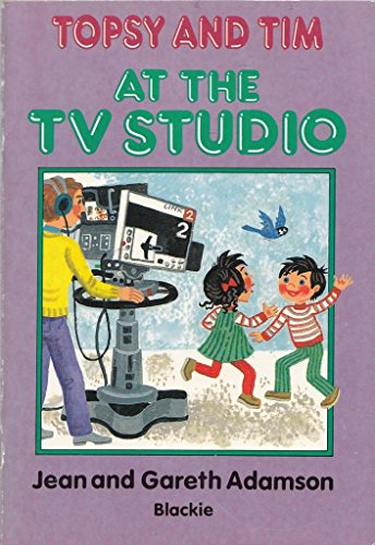 Topsy and Tim at the TV Studio (Topsy & Tim hand... by Adamson, Gareth Paperback