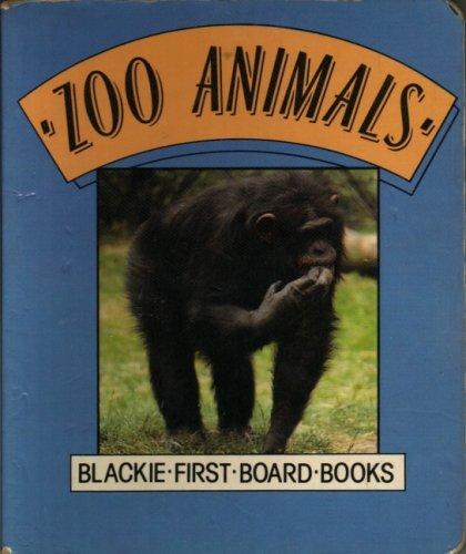 Zoo Animals By Meg Daniels