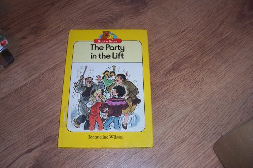 The Party in the Lift By Jacqueline Wilson