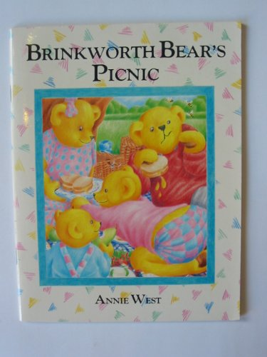 Brinkworth Bear's Picnic By Annie West