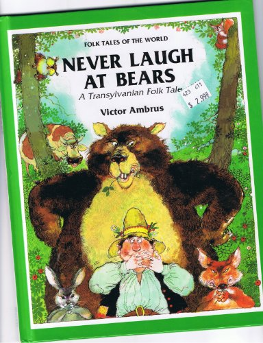 Never Laugh at Bears By Victor Ambrus