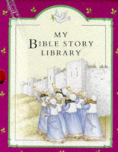 My Bible Story Library By Jenny Wood