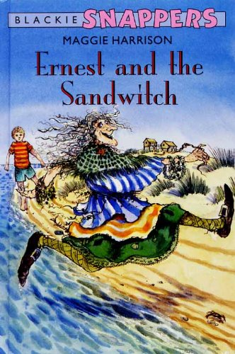 Ernest and the Sandwich By Maggie Harrison