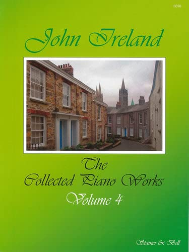 Ireland Collected Piano Works - Volume 4