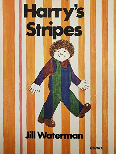 Harry's Stripes By Jill Waterman