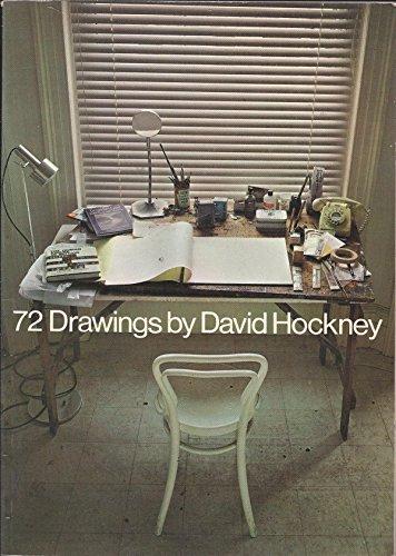 72 Drawings By David Hockney