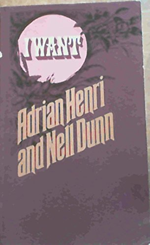 I-Want-by-Henri-Adrian-Paperback-Book-The-Cheap-Fast-Free-Post