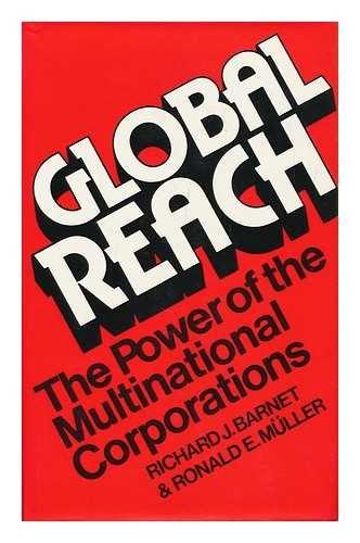 Global Reach By Richard Barnett