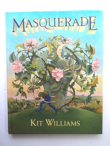 Masquerade By Kit Williams