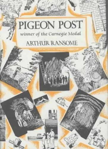 Pigeon Post von Arthur Ransome