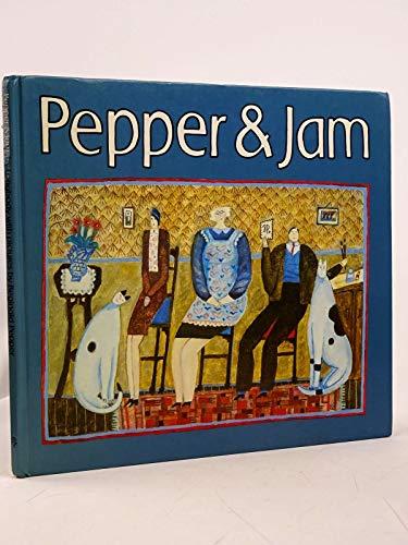 Pepper and Jam By Joanna Carrington