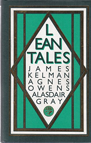 Lean Tales By James Kelman
