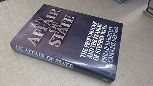 An Affair of State By Phillip Knightley