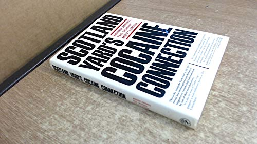 Scotland Yard's Cocaine Connection by Simson, Vyv Hardback Book The Cheap Fast