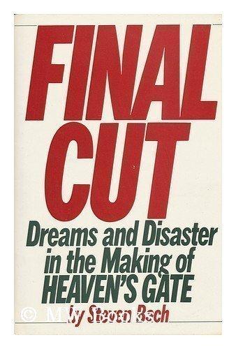 Final Cut By Steven Bach