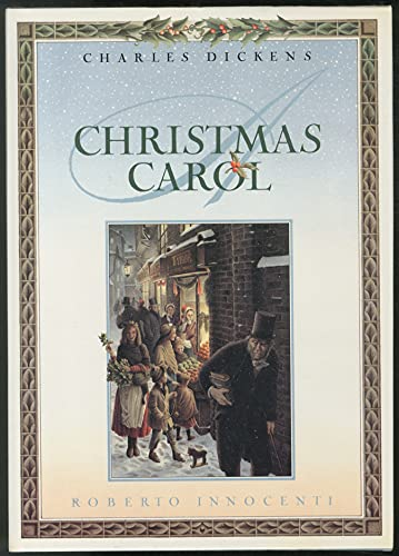 A Christmas Carol By Charles Dickens   Used   9780224029001   World of Books