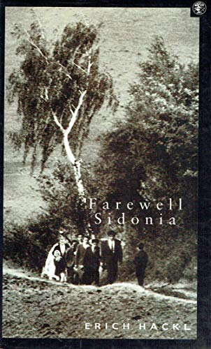 Farewell Sidonia By Erich Hackl