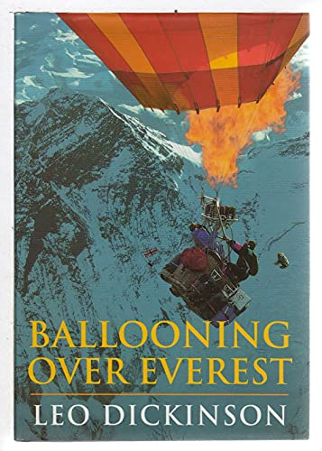 Ballooning Over Everest By Leo Dickinson