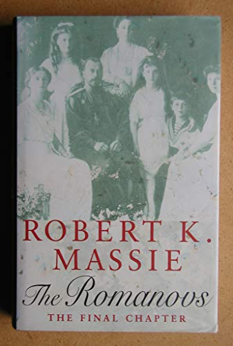 Romanovs By Robert K. Massie