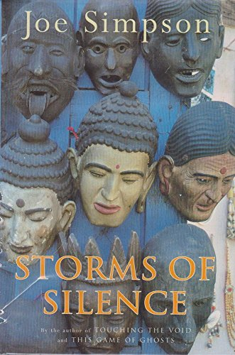 Storms Of Silence By J SIMPSON