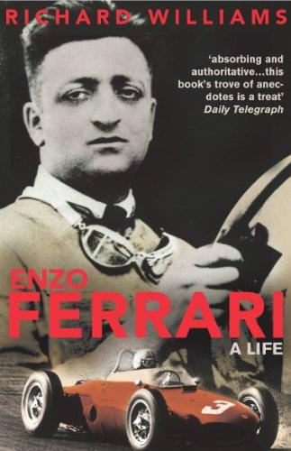 Enzo Ferrari By Richard Williams