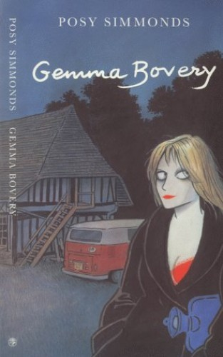 Gemma Bovery By Posy Simmonds
