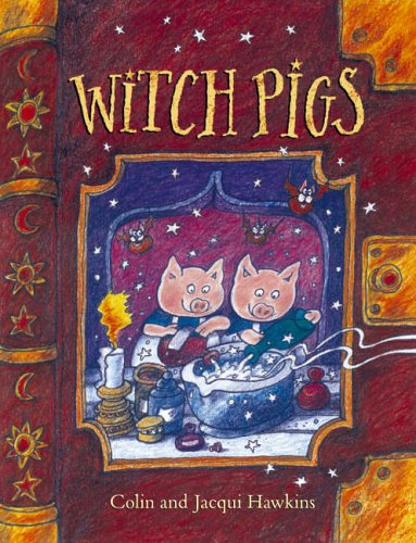 Witch Pigs By Colin Hawkins