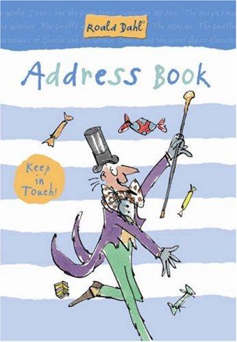 Roald Dahl Address Book By Roald Dahl