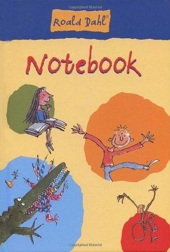 Roald Dahl Notebook By Roald Dahl