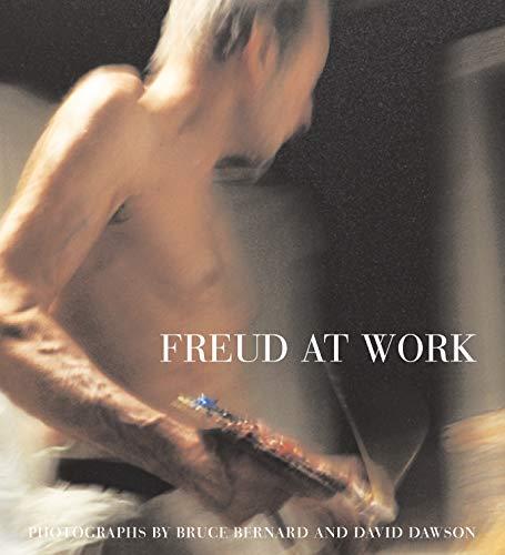 Freud At Work By Lucian Freud