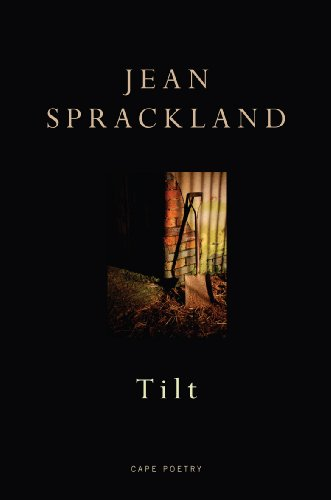 Tilt By Jean Sprackland