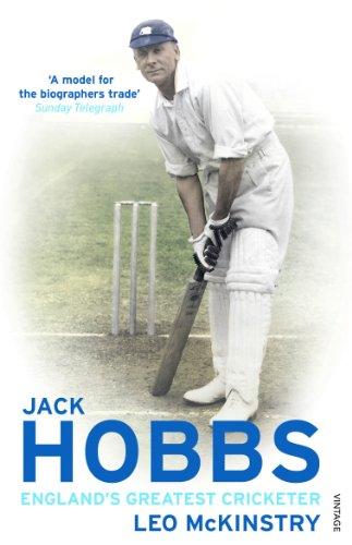 Jack Hobbs By Leo McKinstry