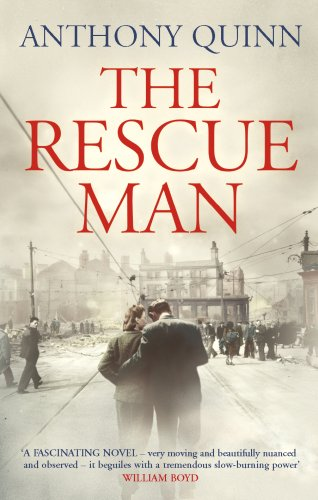 The Rescue Man By Anthony Quinn