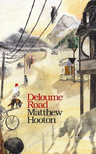 Deloume Road By Matthew Hooton