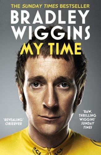Bradley Wiggins: My Time By Bradley Wiggins