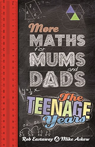 More Maths for Mums and Dads by Rob Eastaway