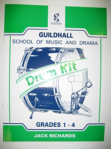 Guildhall, Drum Kit, Grades 1 - 4