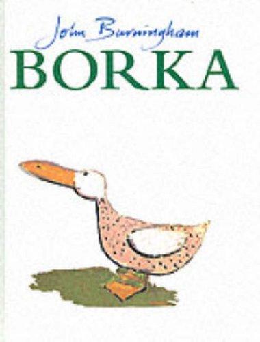 Borka By John Burningham