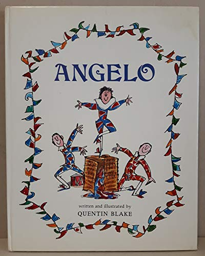 Angelo By Quentin Blake