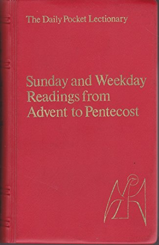 Daily Pocket Lectionary and Mass Book By Catholic Church