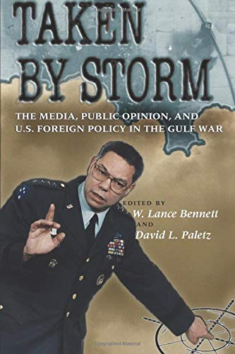 Taken by Storm By Edited by W.Lance Bennett